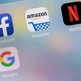 پاریس اعلام کرد بر شرکتهای بزرگ فناوری گوگل،فیسبوک، آمازون و اپل مالیات جدید وضع میکند