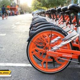 ورود دوچرخههای هوشمند به خیابانهای تهران/هر نیم ساعت،١۵٠٠ تومان