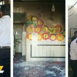 آتشسوزی یک پیشدبستانی در زاهدان/ سوختگی بالای ۹۰ درصد دو کودک
