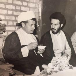 پاسخ روابط عمومی ویژه نامه سالگردآیت الله هاشمی رفسنجانی به برخی ابهامات پیرو انعکاس گسترده مصاحبه ویژه نامه آیت درایت با آیت الله موسوی خویینی