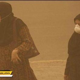 فرماندار ریگان(استان کرمان):  گرد و غبار شدید طی ۲ روز گذشته ۱۴۷ نفر از اهالی این شهرستان را راهی مراکز بهداشتی درمانی کرده است