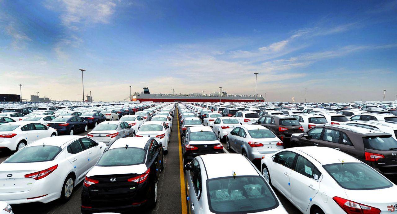 ترخیص خودروهای وارداتی از گمرکات کشور تصویب شد
