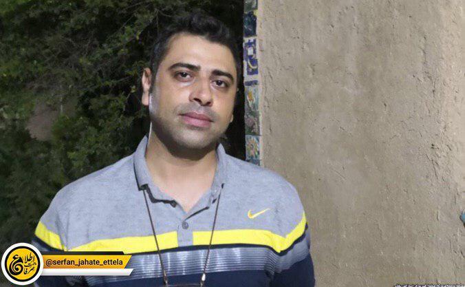 جلال میرزایی: اسماعیل بخشی از همسایگی با داعشیها و درگیری در مسیر انتقال به اهواز شاکی است