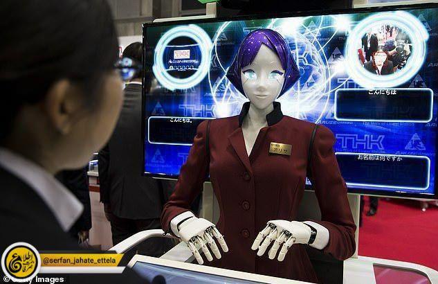 طراحی رباتها در مترو توکیو برای کمک به برگزاری بازیهای المپیک