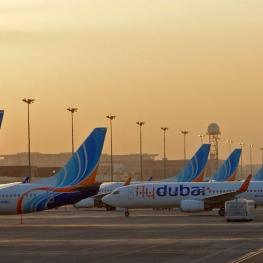 شرکت «فلای دبی» امارات ازسرگیری پروازهای خود به دمشق را اعلام کرد