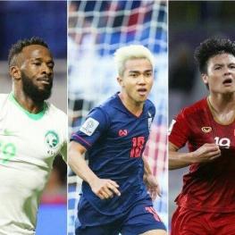 نظرسنجی AFC برای انتخاب بهترین گل مرحله مقدماتی جام ملتها