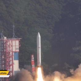 ژاپن با یک موشک Epsilon-4 هفت ماهواره به فضا پرتاب کرد!
