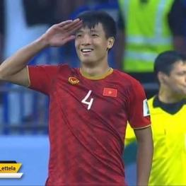 ویتنام که فقط به لطف کارت زرد کمتر نسبت به لبنان، به عنوان آخرین تیم سوم به یکهشتم نهایی جام ملتها صعود کرد