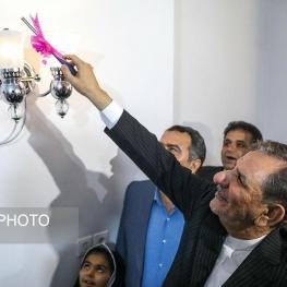 آغاز بهرهبرداری از طرح گازرسانی به جنوب استان کرمان با حضور معاون اول رئیس جمهور