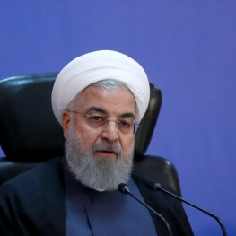 روحانی: این دولت نه تنها راکتور اراک را از بین نبرد، بلکه آن را مدرن کرد