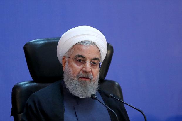 روحانی در جلسه ستاد ملی مقابله با کرونا