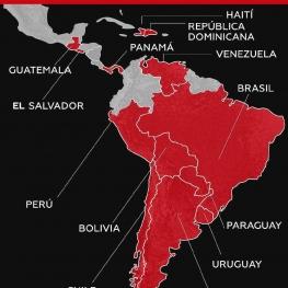 کودتاهای آمریکایی در آمریکای لاتین و کارائیب