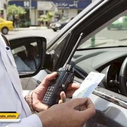 انتقاد پلیس از شهرداران کلانشهرها در مورد تخلفات خودرویی/آخرین آمارها از جرایم معاینه فنی