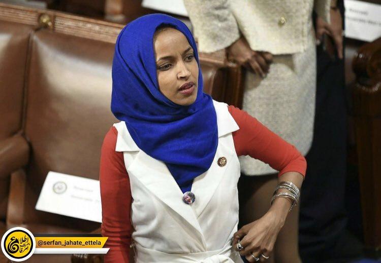ایلهان عمر، عضو مسلمان کنگره آمریکا عذرخواهی کرد