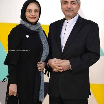 اینستاگرام گردی :مریم کاویانی و همسرش رامین مهمانپرست