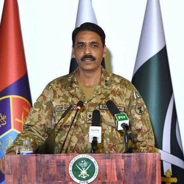 سخنگوی ارتش پاکستان: اجازه نمیدهیم حمله تروریستی زاهدان تکرار شود.