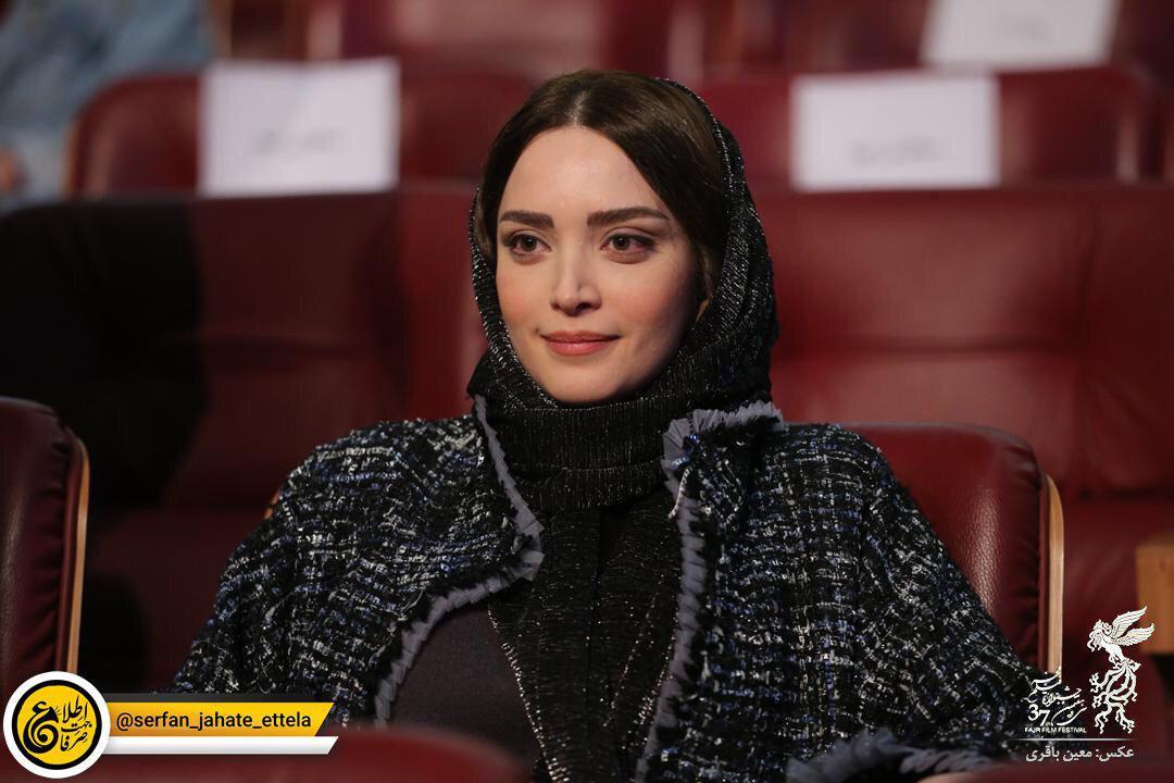 بهنوش طباطبایی نامزد دریافت جایزه بهترین بازیگر زن برای بازی در «ماجرای نیمروز