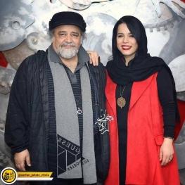 اینستاگرام گردی: محمدرضا شریفی نیا و دخترش ملیکا