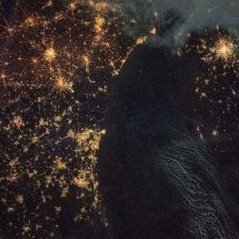 تماشای شهرهای شمالی اروپا از فضا