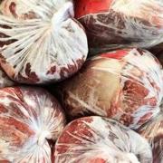 توزیع گوشت منجمد برزیلی متوقف شد