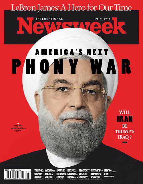 جدیدترین شماره از هفته نامه معتبر #خبری  Newsweek