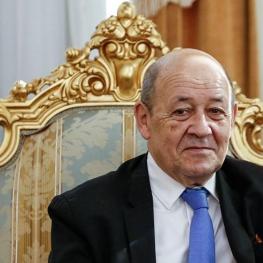 حیرت وزیر خارجه فرانسه از انزوای سیاسی آمریکا در عرصه بین المللی