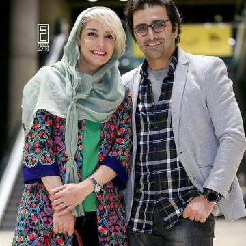 اینستاگرام گردی:امین زندگانی و همسرش الیکا عبدالرزاقی