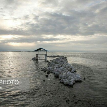 رهاسازی آب از سد سیلوه به سمت دریاچه ارومیه