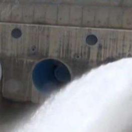 حجم آب رودخانه کرج ۳ برابر شد