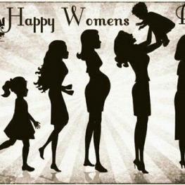 امروز جمعه ۸ مارس، روز جهانی زن میباشد
