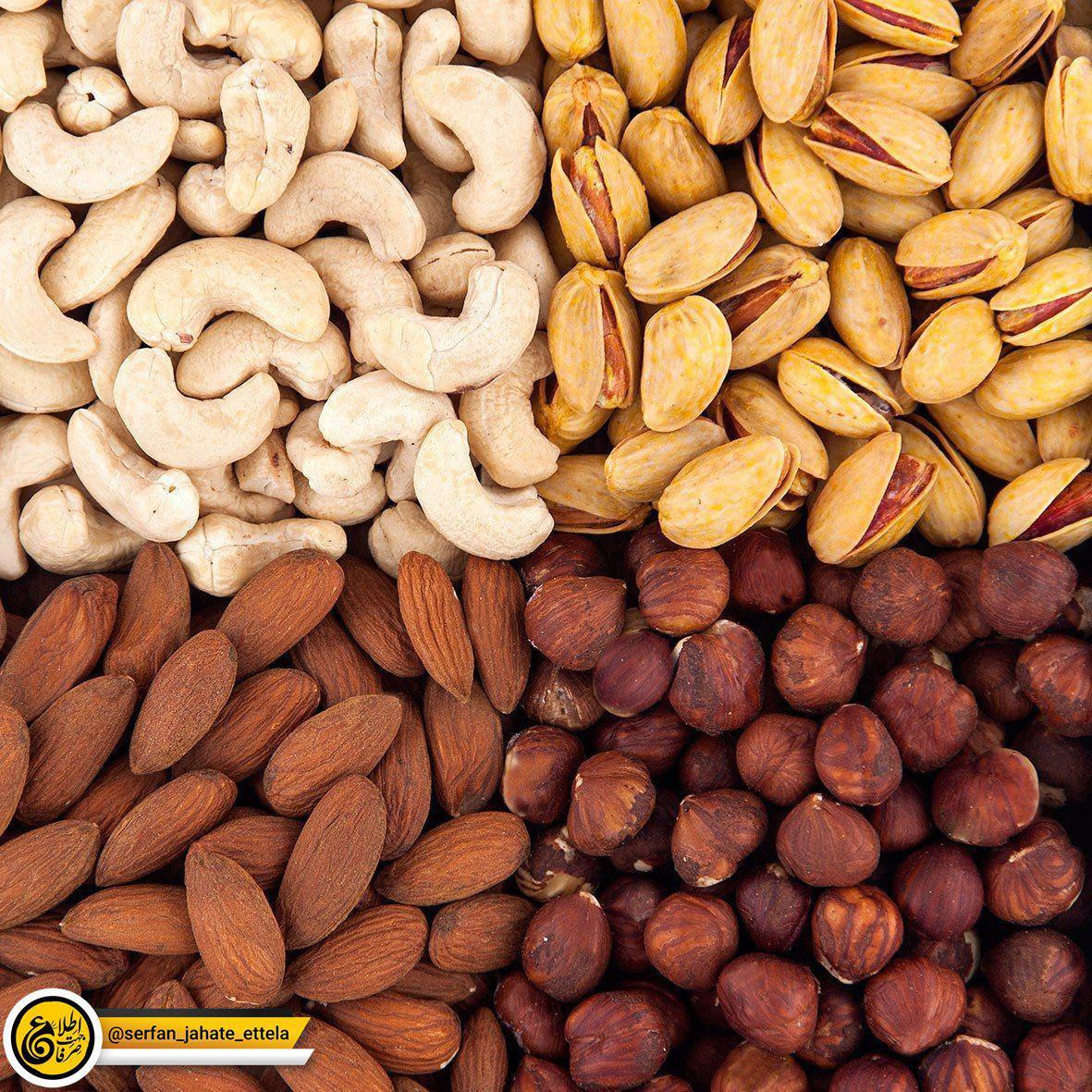 هر اندازه گردو و بادام هندی خارجی که در سطح بازار وجود دارد قاچاق است
