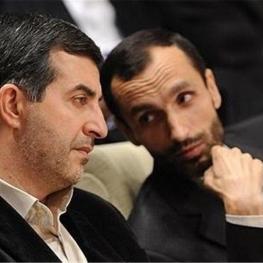 موافقت مرجع قضایی با مرخصی نوروزی بقایی و مشایی