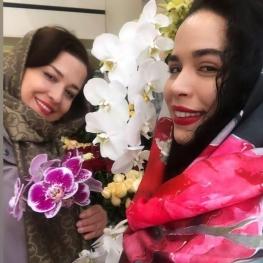اینستاگرام گردی: مهراوه و ملیکا شریفی نیا