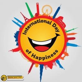 امروز چهارشنبه ۲۰ مارس #روز_جهانی شادی است