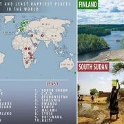 فنلاند؛ شادترین کشور جهان نام گرفت