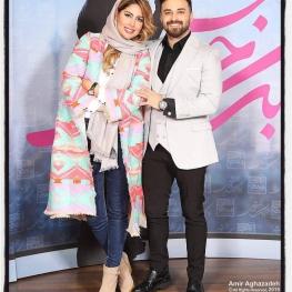 اینستاگرام گردی: بابک جهانبخش و همسرش