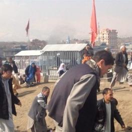 ۶ کشته و ۲۳ زخمی؛ داعش مسئولیت حمله به مراسم جشن نوروز در کابل را به عهده گرفت