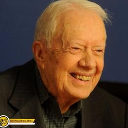 جیمی کارتر، رئیس جمهوری پیشین آمریکا، به رکورد کهنسالترین رییسجمهور آمریکا دست یافت