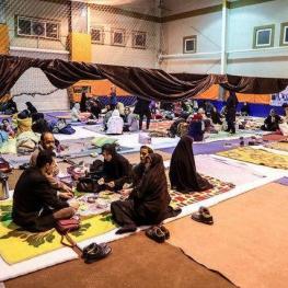 آمار اسکان نوروزی در استان بوشهر به بیشاز ۹۰ هزار نفر در روز رسید.