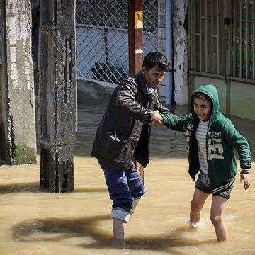 سیل در گلستان فروکش کرد؛ امدادرسانی به سیلزدگان ادامه دارد