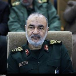 سردار سرلشکر پاسدار «حسین سلامی» به فرماندهی کل سپاه منصوب شد