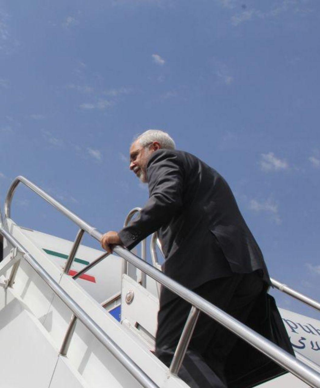 ظریف امروز به سوریه می رود