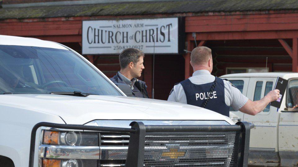 تیراندازی در کلیسایی در کانادا
