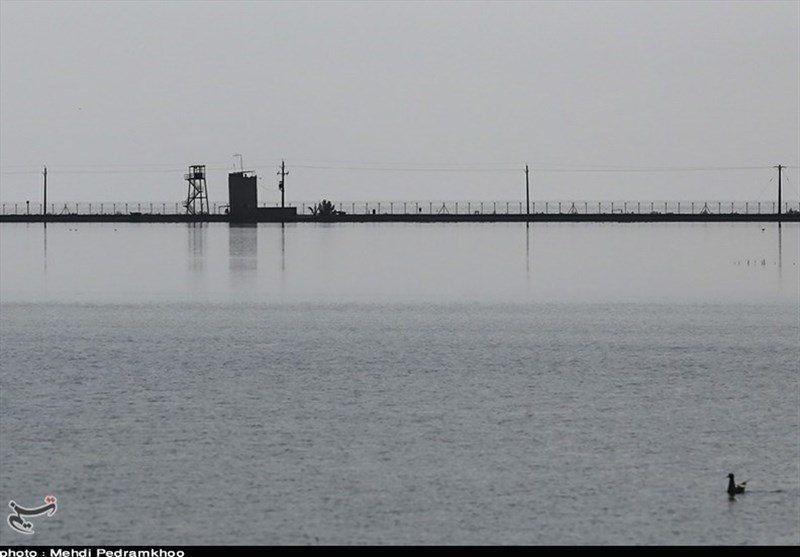 هورالعظیم کاملا زیر آب؛ ارتباط زمینی با پاسگاههای مرزی قطع شد
