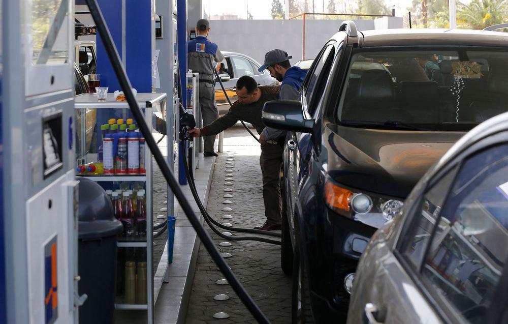 سهمیهبندی بنزین در سوریه در پی تحریم نفتی ایران