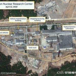 احتمال ازسرگیری فعالیتها در سایت اتمی کره شمالی