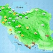 هواشناسی از کاهش محسوس دما در شمال و شمالشرق کشور خبر داد.