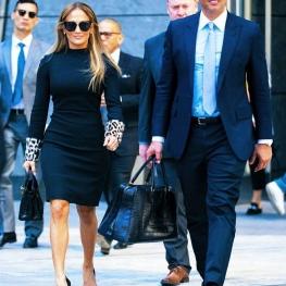 اینستاگرام گردی: جدید از جنیفر لوپز همراه نامزدش الکس رودریگرز در نیویورک