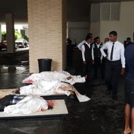 کشته های انفجارهای سریلانکا به ۴۲ نفر رسید