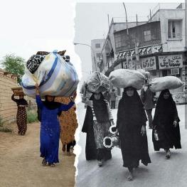 خوزستان در فاصله ۴۰ سال…